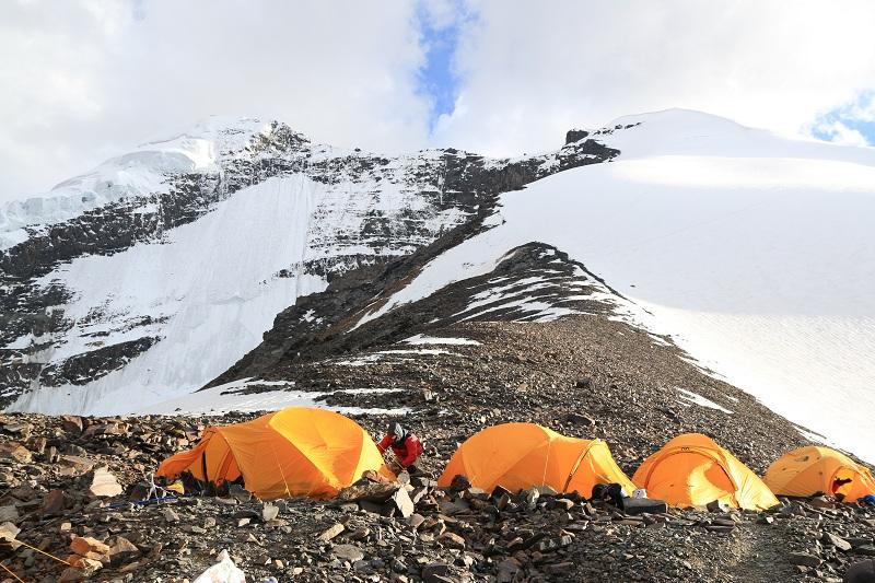 Kang Yatse 2 Base Camp